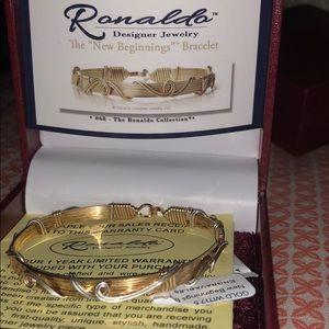 Ronaldo New Beginnings bracelet